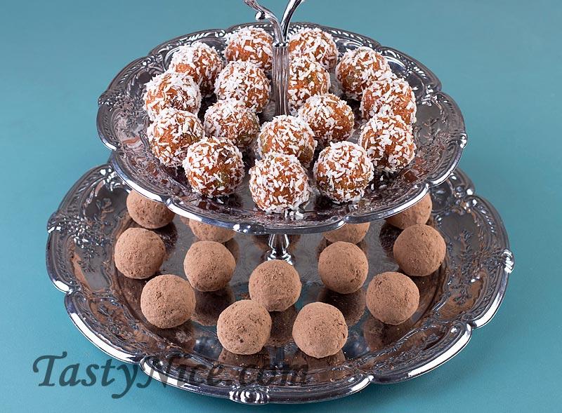 рецепты сладостей